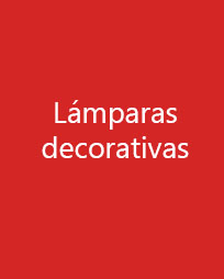 Lamparas decorativas